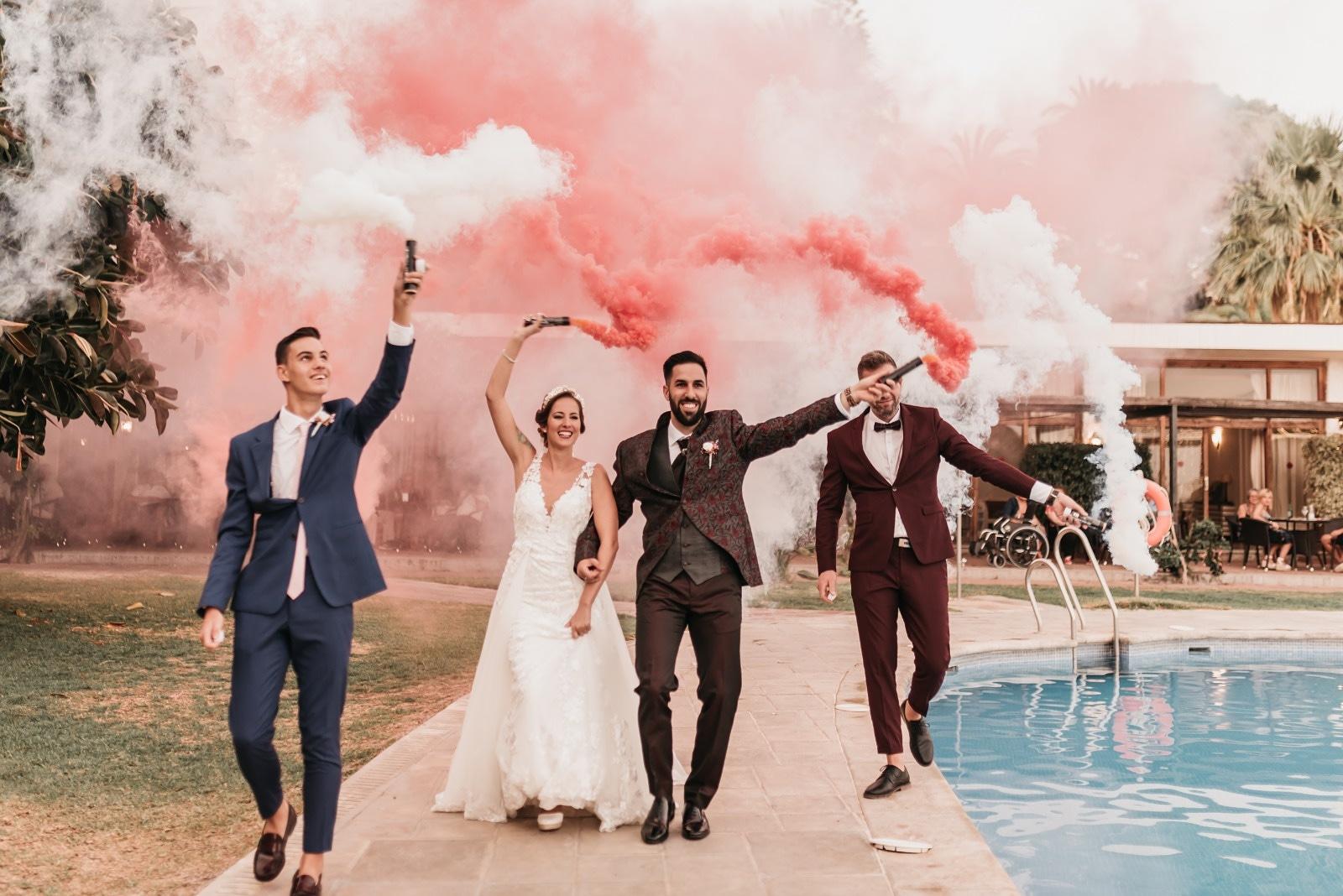 La boda de Raquel y Gómez I: ¡¡Todo un fiestón!!